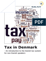 Tax in Denmark