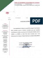 BVL - Convocatória As. Geral Eleitoral - 12-12-2015