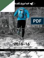 Raidlight Catalogue Winter 2015-2016 Retailer