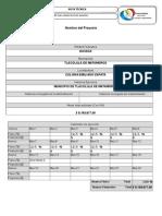Formamemoria  Nota Técnica 2015