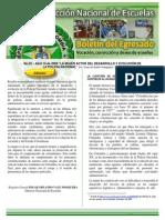 Boletin Del Egresado Dinae No.022 Del 150409
