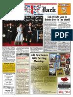Union Jack News - November 2015