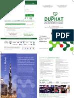 DUPHAT 2016 Leaflet