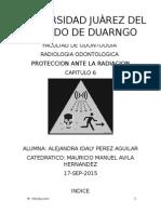 Proteccion Ante La Radiacion