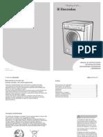 Manual Secadora Electrolux (EDEC065DDGW)