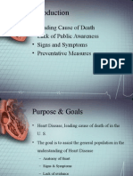 powerpoint presentation for heart disease