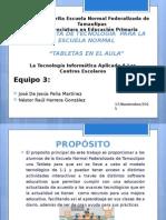 Propuesta Tics Jesus Peña y Nestor Herrera