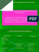 El diseño alineado y constructivo de la enseñanza