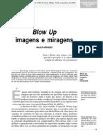 Blow Up imagens e miragens