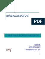 Sistematica Das Pericias de Engenharia Civil