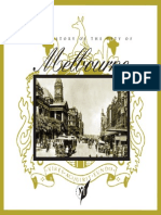 History of Melbourne City