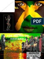 Dancehall historia