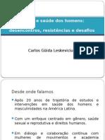 Género y Salud de Los Hombres em Portugal