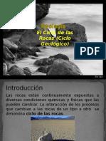 El Ciclo de las Rocas (Ciclo Geológico)