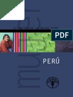 Situacion Economica Mujer Rural Perú