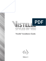 Vistelle Install Guide Web UK