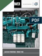 Volvo Engines Brochures