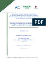 Estudio y DiagnoESTUDIO_Y_DIAGNOSTICO_DE_VIABILIDADstico de Viabilidad Del CACAO