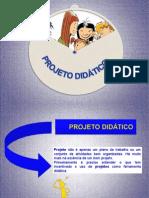 Apresentação Aula Sobre Projeto Didático