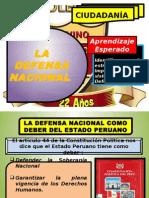 Defensa Nacional 2015