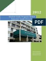 Student Guide Program Elektif Semester Ganjil 2011 (NEW)