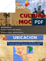 Cultura Mochica 2015