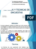 Metodos y Tecnicas de Encuestas (1)