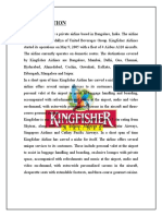 Kingfisher Airlines Sm