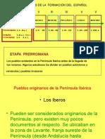 Etapas de La Formación Del Español1
