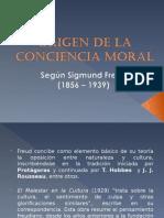 Origen de La Conciencia Moral - Freud