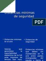 Distancias Minimas de Seguridad Exposicion