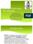 habitads naturales de microorganismos
