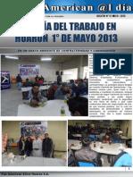 Día Del Trabajo en Huarón - Eusterio Huerta León
