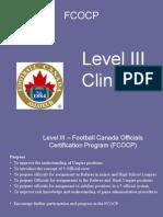 FCOCP Level3