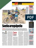 Sueño arequipeño - DT - El Comercio (2015-11-24)