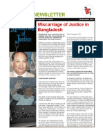 Miscarriage of Justice in Bangladesh