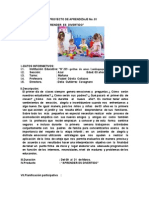 Proyecto de Aprendizajenavidd