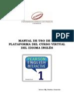 Manual de Uso de La Plataforma My English Lab