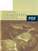 Philippine Fermented Foods