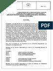 Acta de Acuerdos y Desacuerdos-SINTRAUNICOL