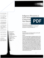 Indigenous Movements Annual Review 2005