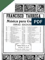 Francisco Tarrega - Polka de El Pobre Valbuena, (Mtros. Valverde y Torregrosa)
