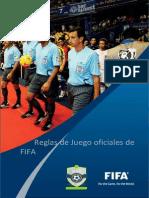 Reglamento Torneo Fut 6 MNCR