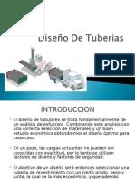 diseño de tuberias. diapositivas.ppt