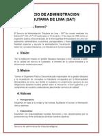 Servicio de Administracion Tributaria de Lima