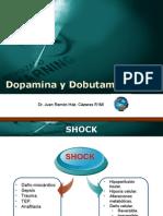 68159018 Dopamina y Dobutamina