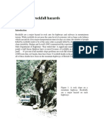 10 Analysis of Rockfall Hazards
