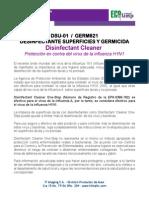 Ficha Tecnica DSU-01