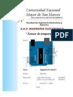 Inform2 Sensor