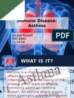 disease project